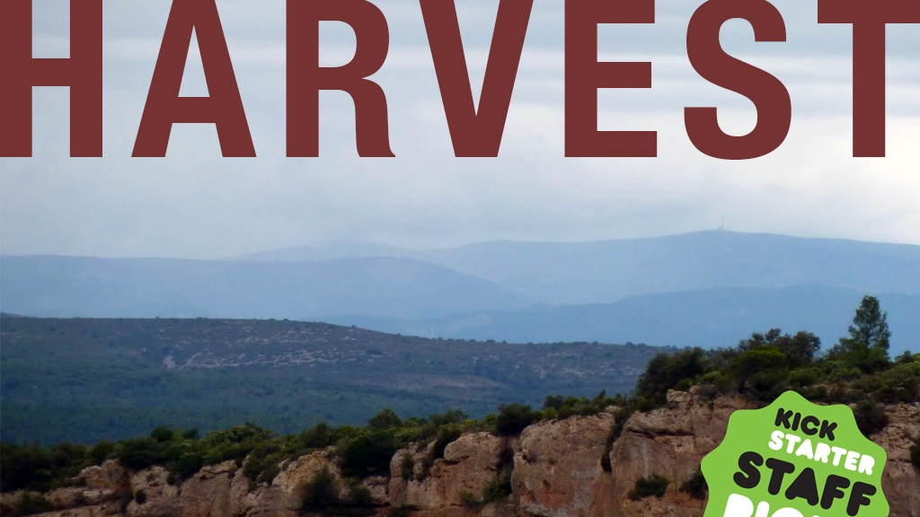 Harvest - feature film project video thumbnail