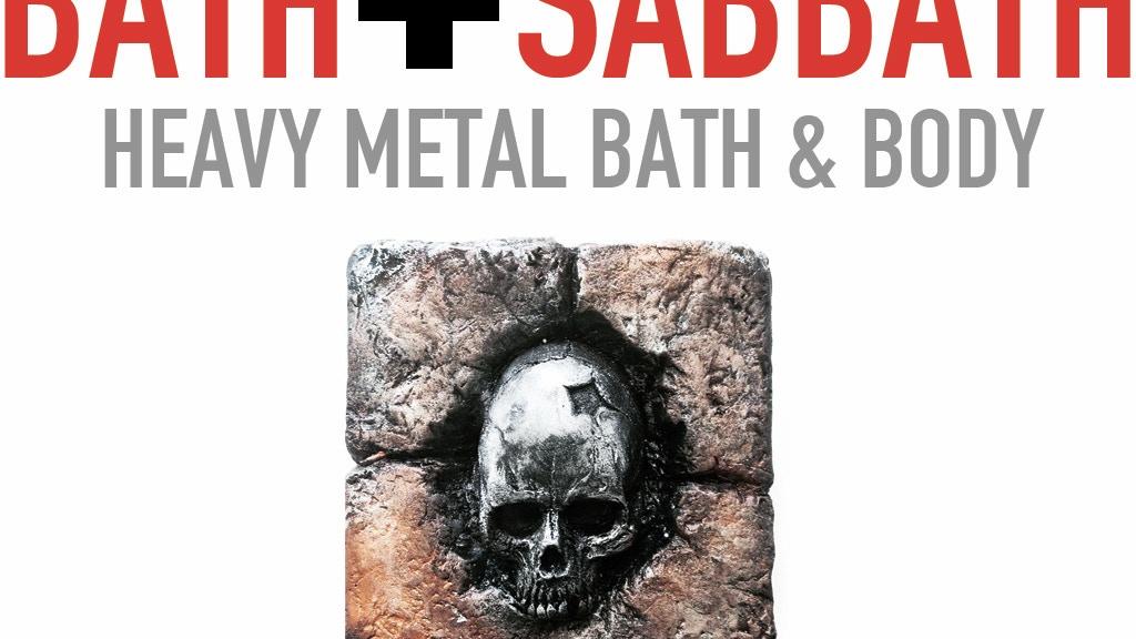 Bath Sabbath Expansion! (Heavy Metal Beard, Bath, & Body) project video thumbnail
