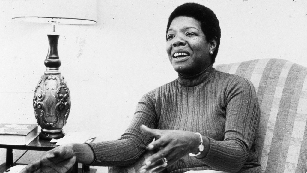 The Maya Angelou Documentary project video thumbnail