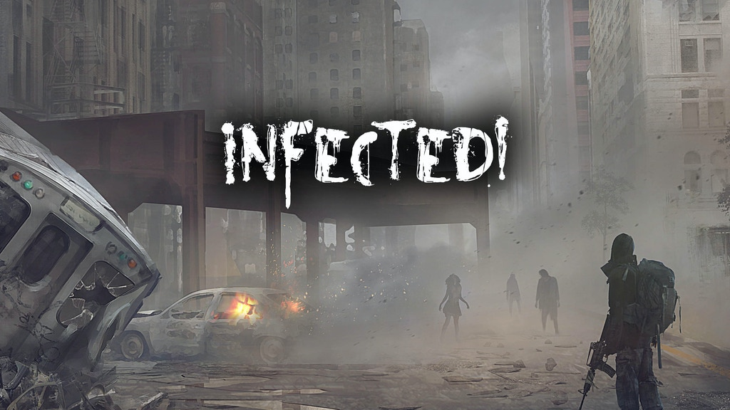 Infected Zombie RPG by Immersion Studios project video thumbnail