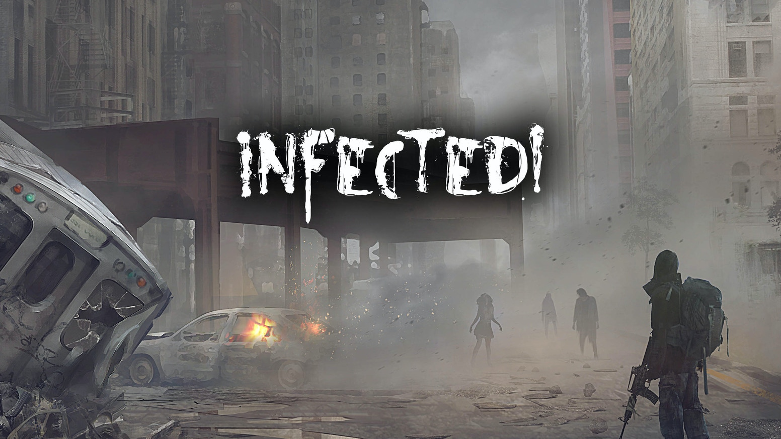 The outbreak is over. Now the real struggle for survival begins - will you try to rebuild society, or tear it down?