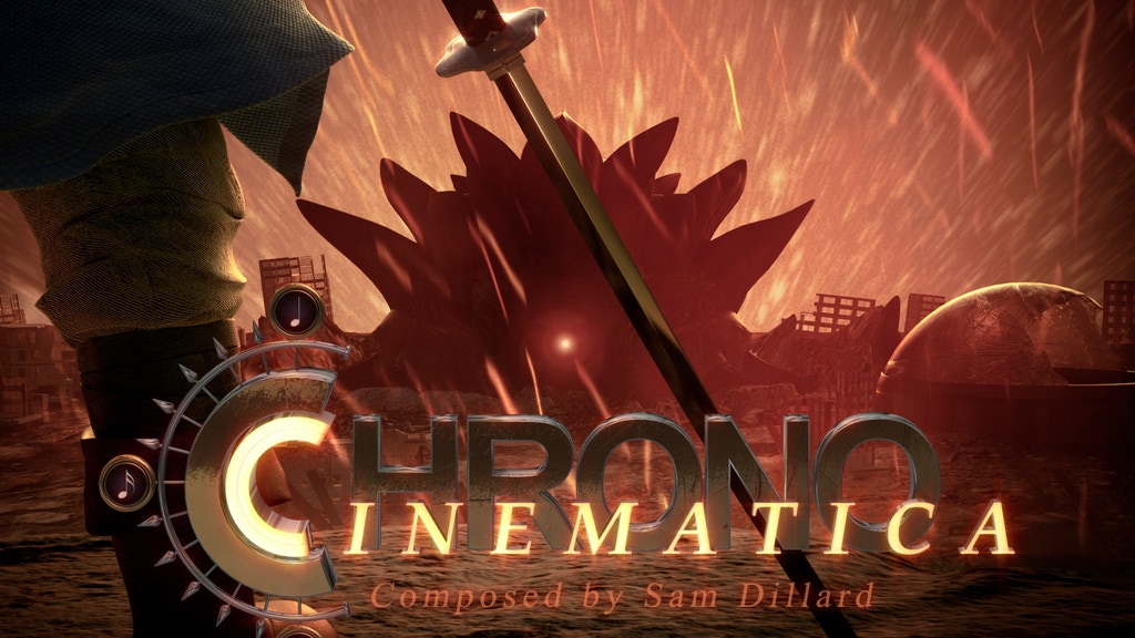 Chrono Cinematica- Symphonic Chrono Trigger Tribute Album project video thumbnail