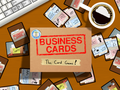 Business cards the card game by three of us both kickstarter business cards is a fun strategic family friendly game that puts players into the colourmoves
