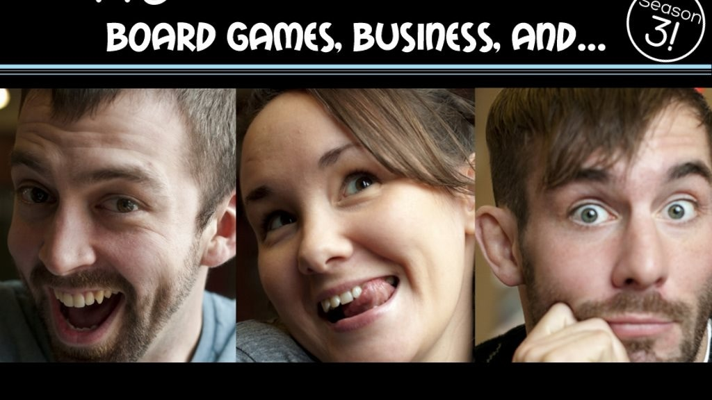 Happy Mitten Podcast: Board games, business, and... project video thumbnail