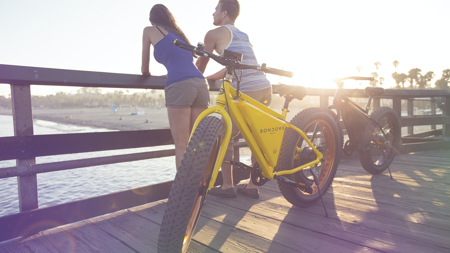 Today, SONDORS carries five Premium Electric Bike models, and contributes its continued success to the support and backing of nearly 30,000 loyal SONDORS owners worldwide. Come join us, and enjoy the ride!