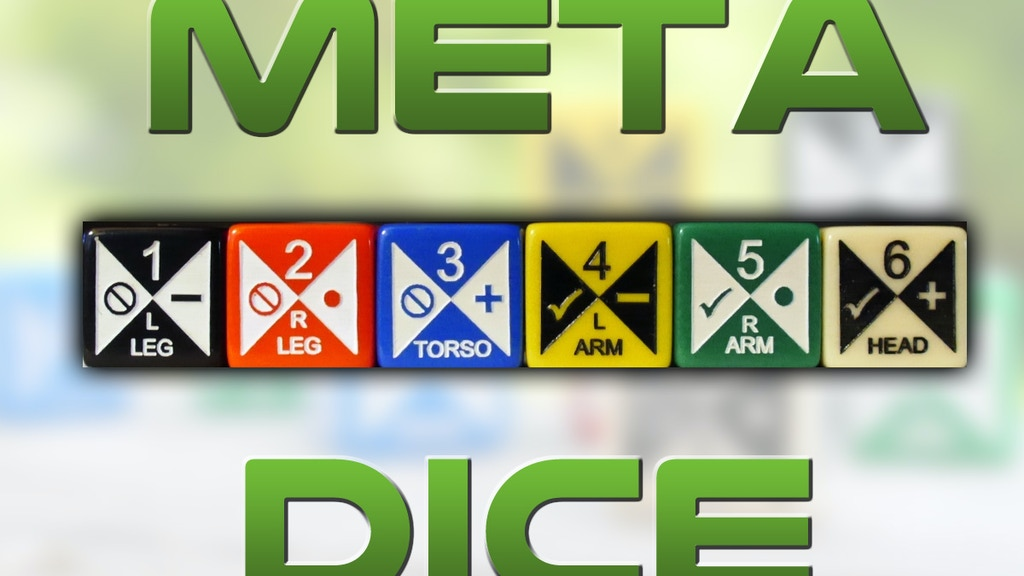 Meta Dice project video thumbnail