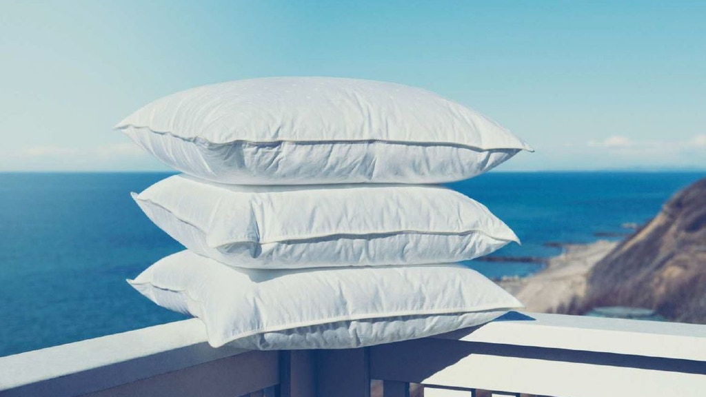 Danish Sleep Pillow Design- Comfort Inspired by Snow project video thumbnail
