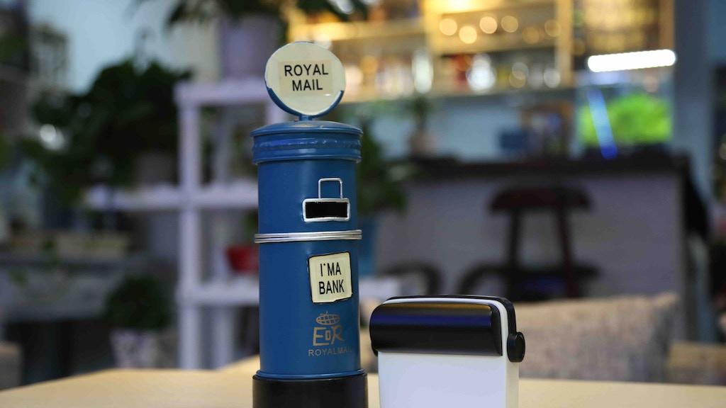 droPrinter: The World's First Smart-Phone-Printer project video thumbnail