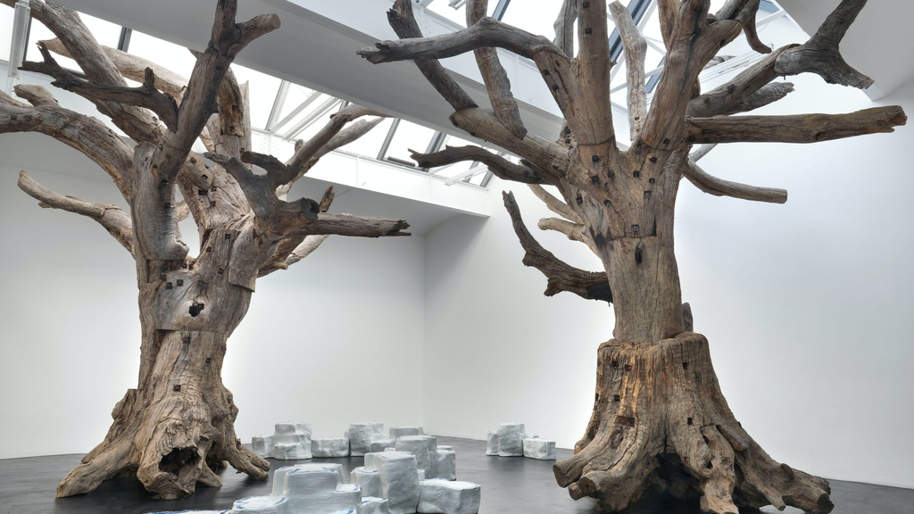 Bring Ai Weiwei's Tree sculptures to London's Royal Academy project video thumbnail