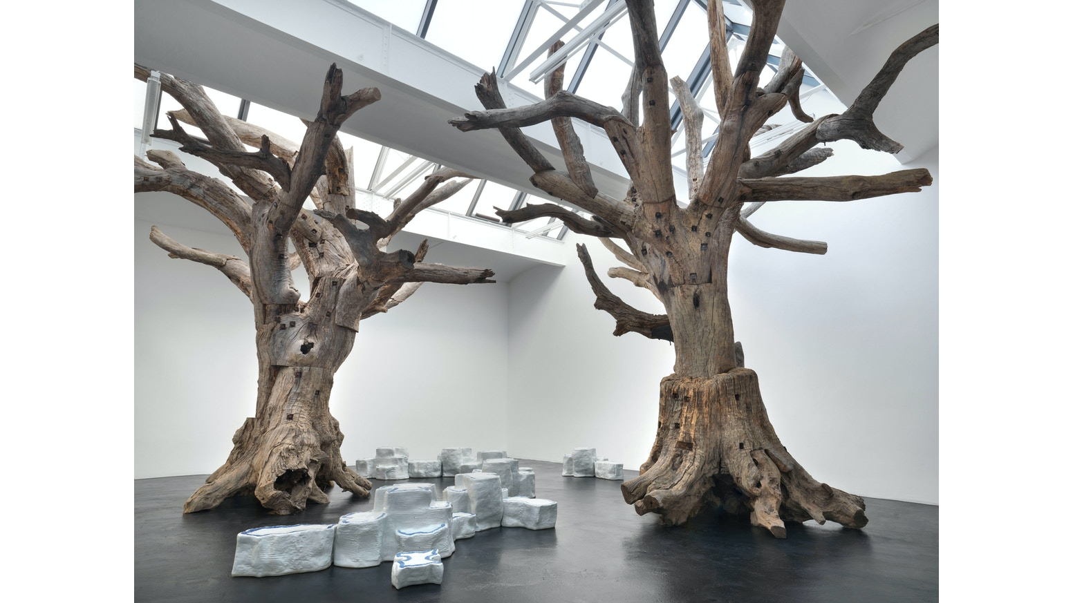 Bring ai weiwei s tree sculptures to london royal