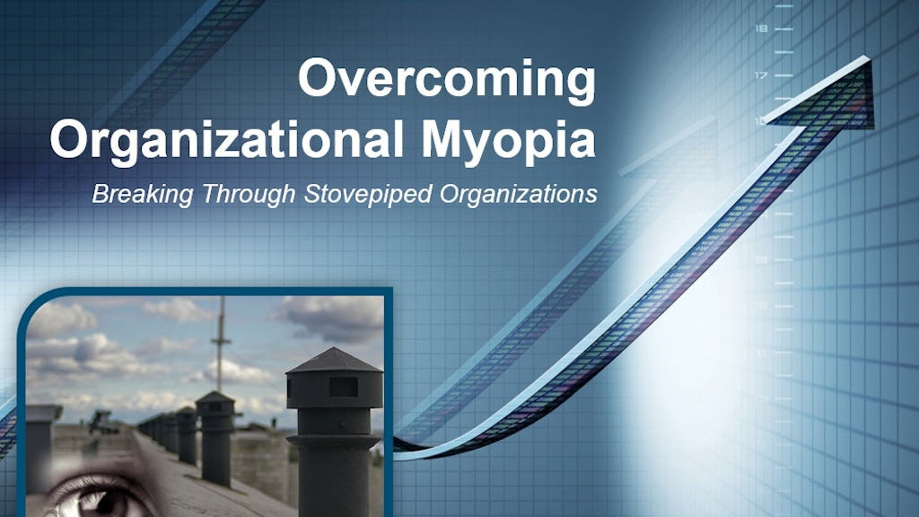 Project image for Overcoming Organizational Mypoia