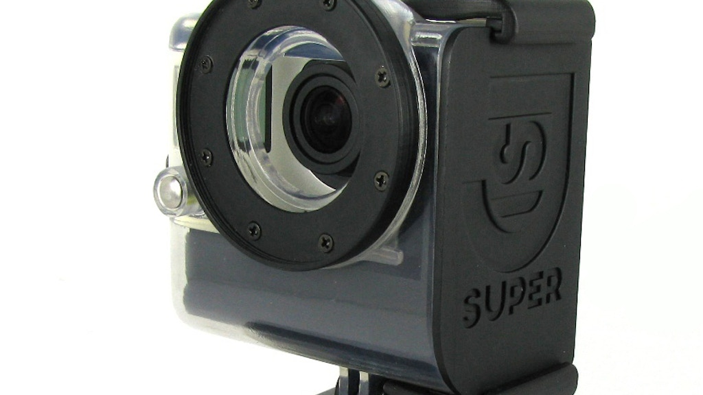 Project image for SUPERcase: All day recording for GoPro® Hero 3&4