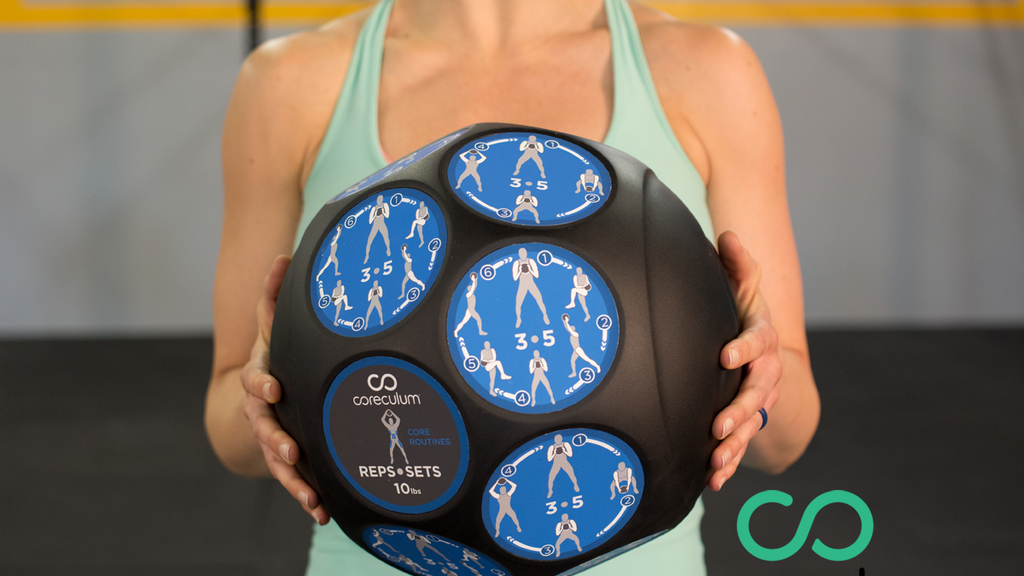 World's 1st Workout Device & Guide In One: Coreculum Ball project video thumbnail