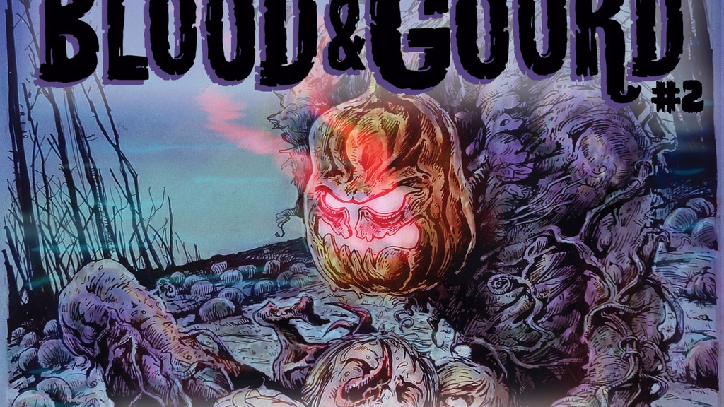 Blood & Gourd Issue #2: Escape From Henderson Farms project video thumbnail