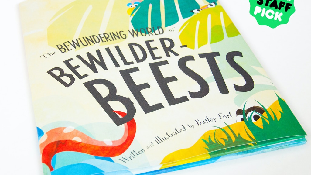 The Bewundering World of Bewilderbeests project video thumbnail