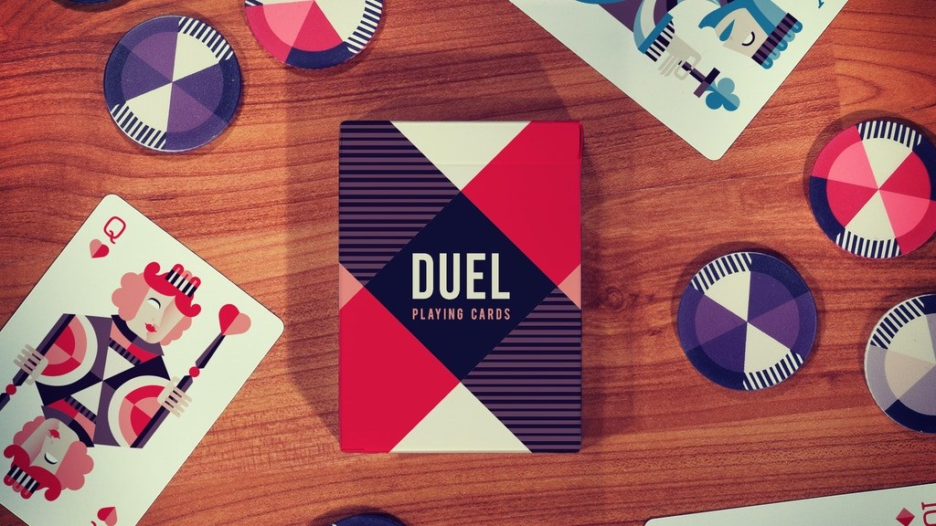 A Harlequin-inspired deck of playing cards designed by Joelle Wall.  Printed in the USA by USPCC. Limited Edition of 2500 decks.