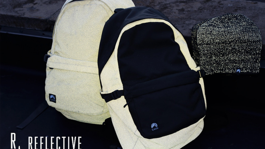 RA Reflective Backpacks and Beanies project video thumbnail