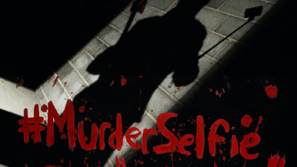 #MurderSelfie - a comedy-horror project video thumbnail