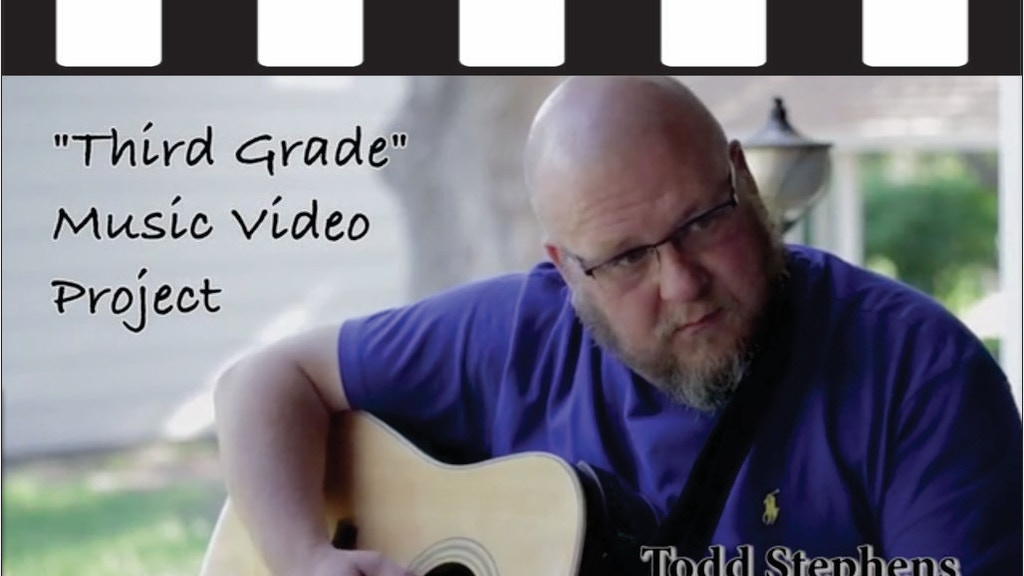Partner with for us for the production of Third Grade video! project video thumbnail