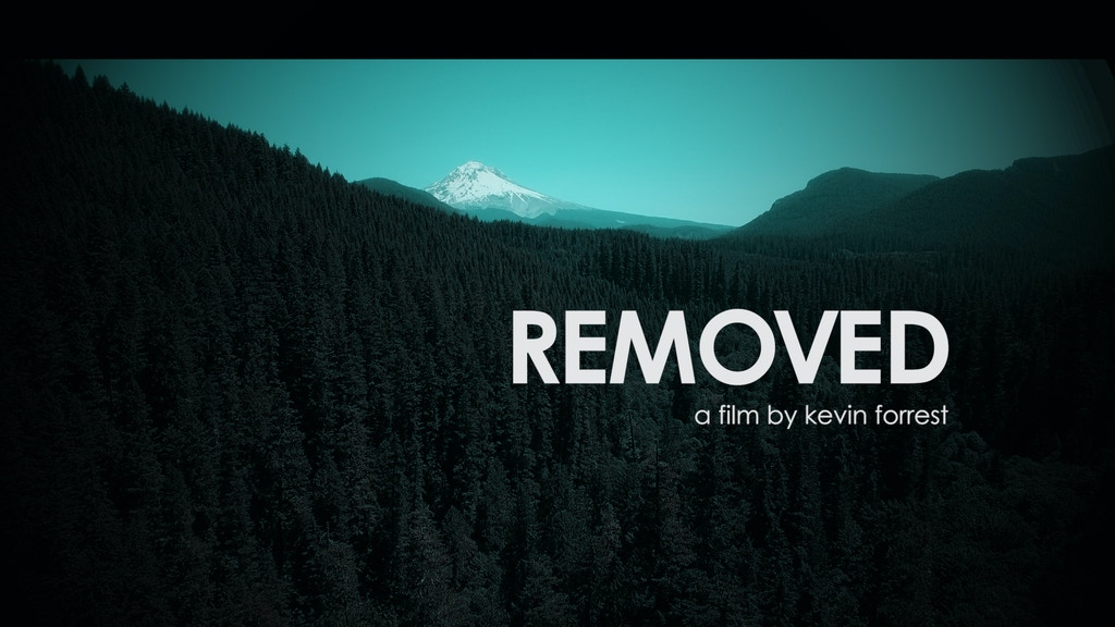Removed Feature Film project video thumbnail