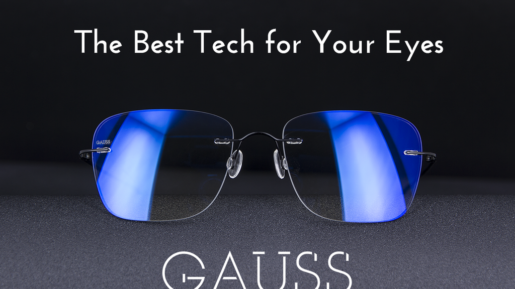 Gauss - Redefining Eye Protection for the Digital Age project video thumbnail