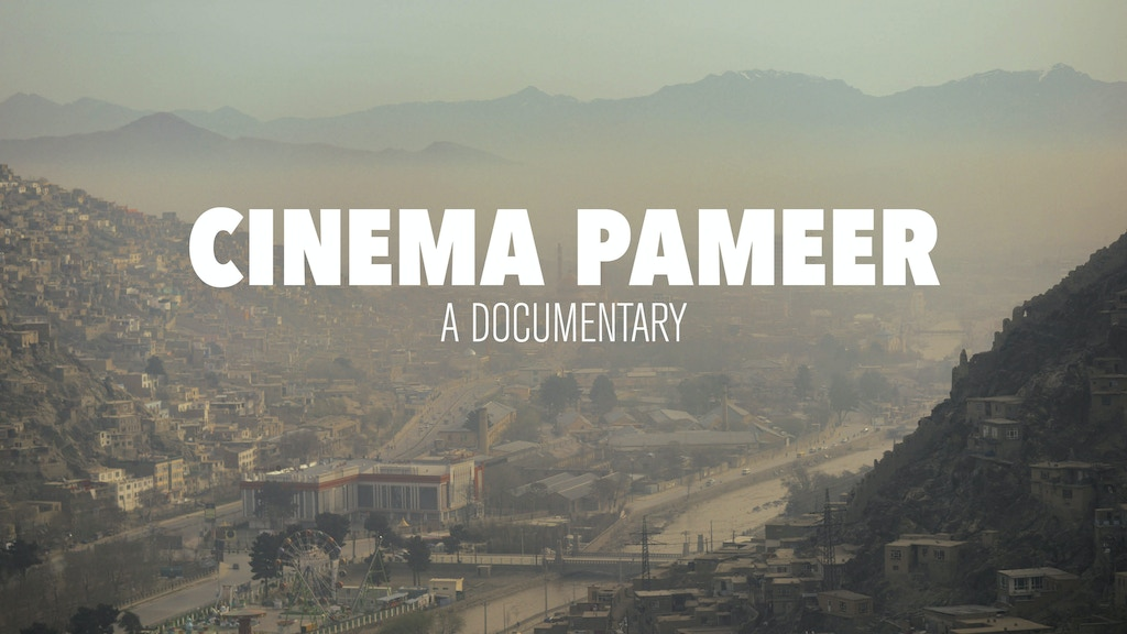 Cinema Pameer - A Documentary project video thumbnail