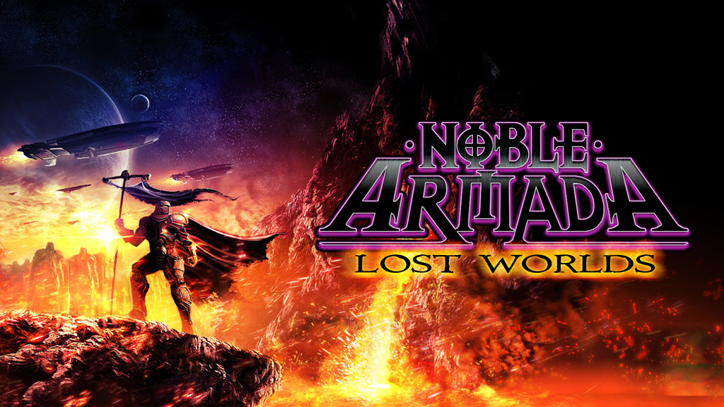 Noble Armada: Lost Worlds Video Game project video thumbnail