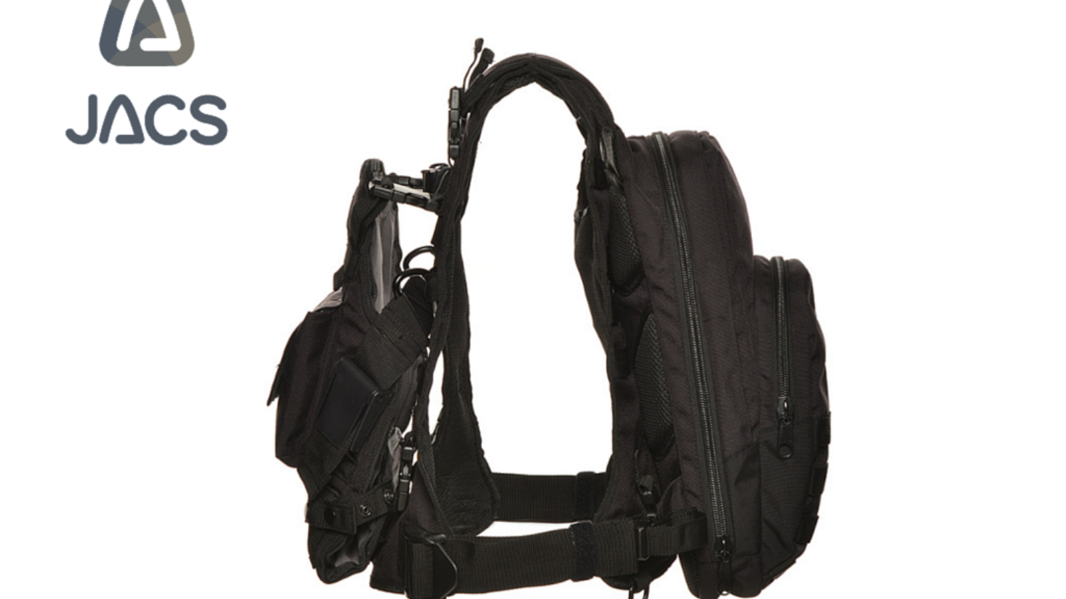 The baby carrier that does more! JACS - a versatile modular baby-carrying system designed for active parents - built for adventure.