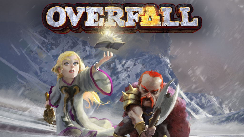 Overfall project video thumbnail