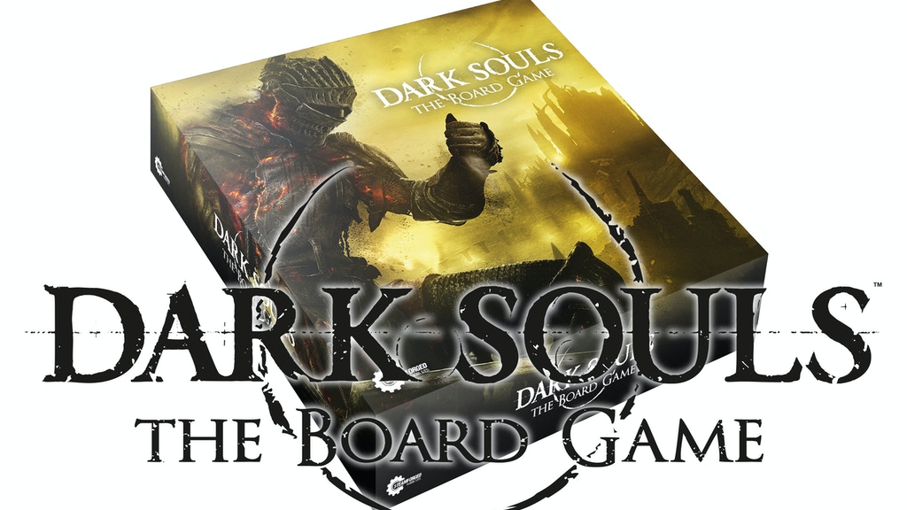 Dark Souls™ - The Board Game project video thumbnail
