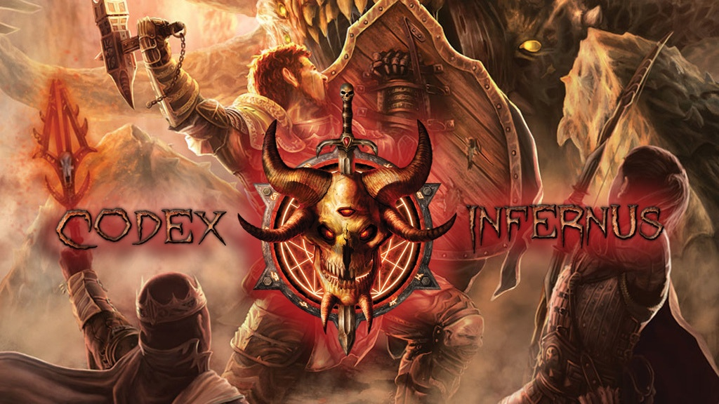 Codex Infernus: The Savage Guide to Hell (Revised) project video thumbnail