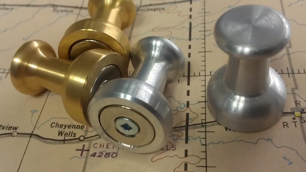 SuperMags: Fridge Magnets With Almost 6 lbs of Holding Power project video thumbnail