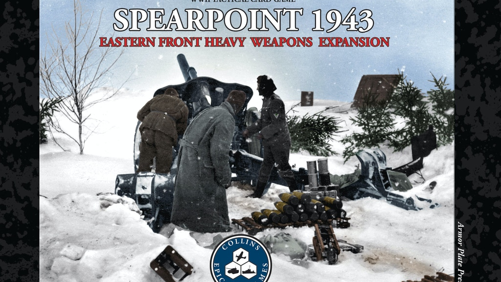 Spearpoint 1943 Eastern Front Heavy Weapons Expansion project video thumbnail