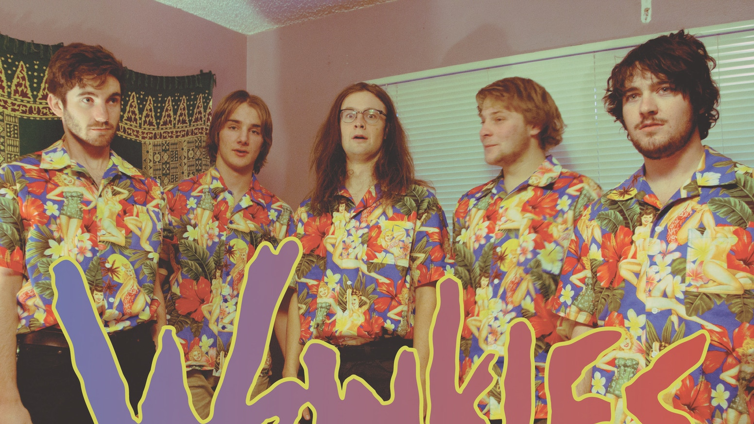 Wrinkles Rock! Help them to record their debut album.