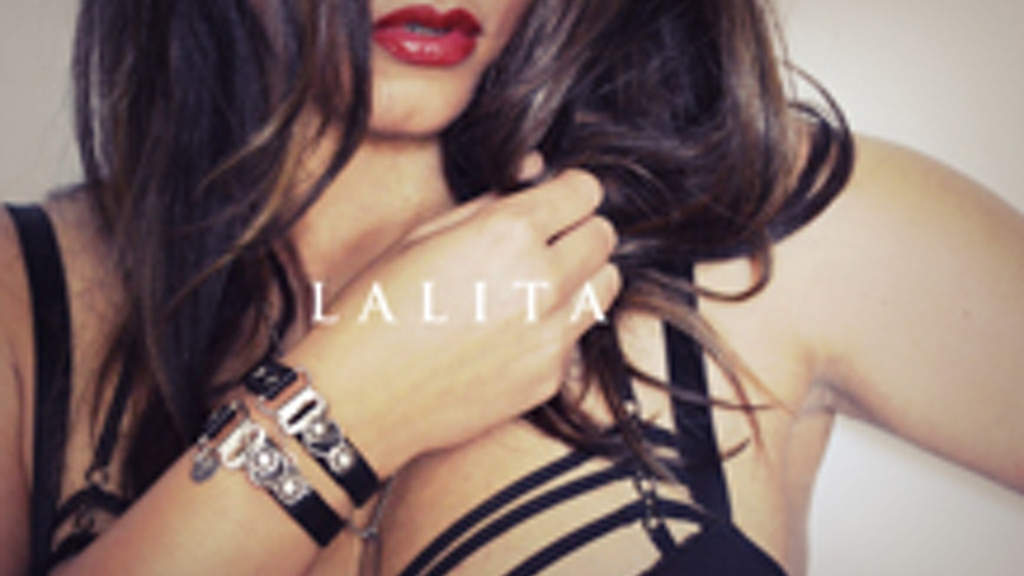 Lalita - Luxury Accessories with a Seductive Twist! project video thumbnail