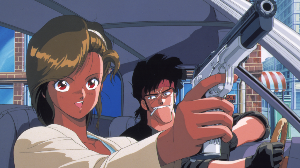 Riding Bean High Octane Edition Anime Blu-ray project video thumbnail