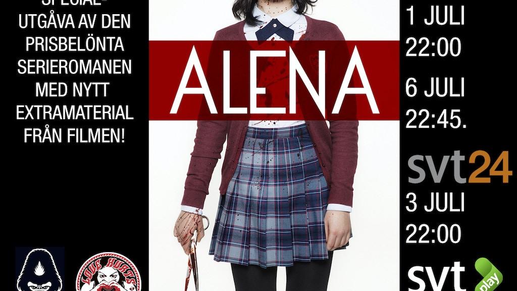 Alena – specialutgåva med extramaterial project video thumbnail