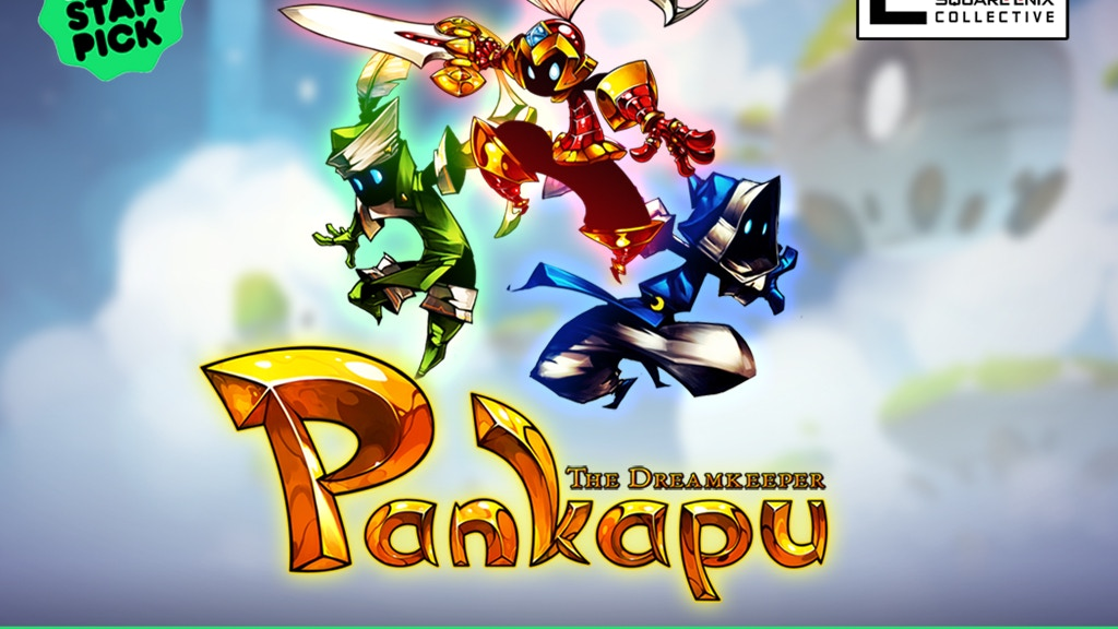 Pankapu: the Dreamkeeper project video thumbnail