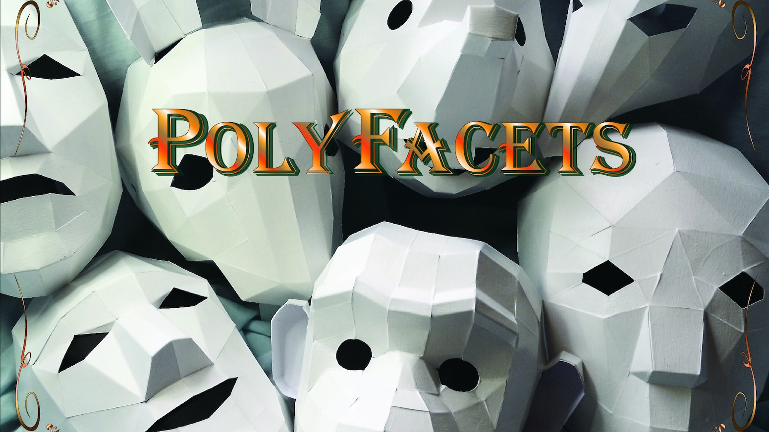 Polyfacets Craft Plans - a world of creation, using basic materials to make stunning, strong, waterproof masks. Get them now on Etsy.