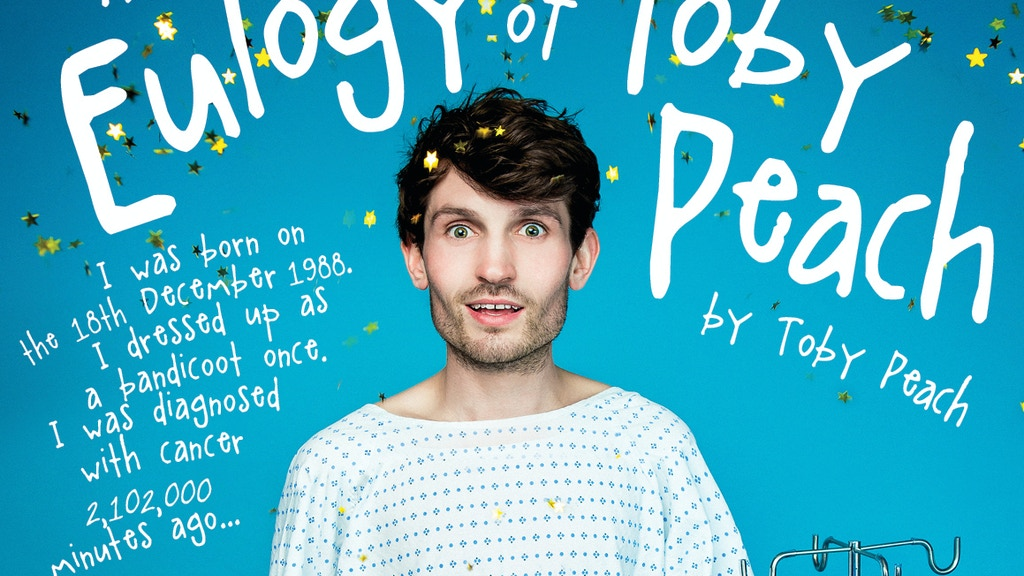 The Eulogy of Toby Peach - Edinburgh Festival 2015 project video thumbnail