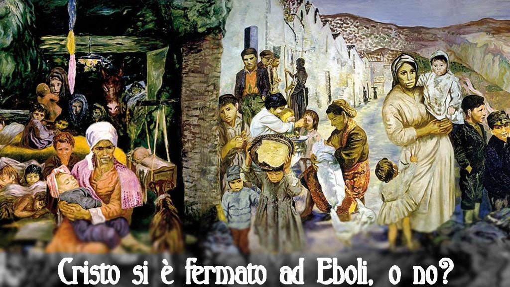 Project image for Cristo si è fermato ad Eboli, o no?