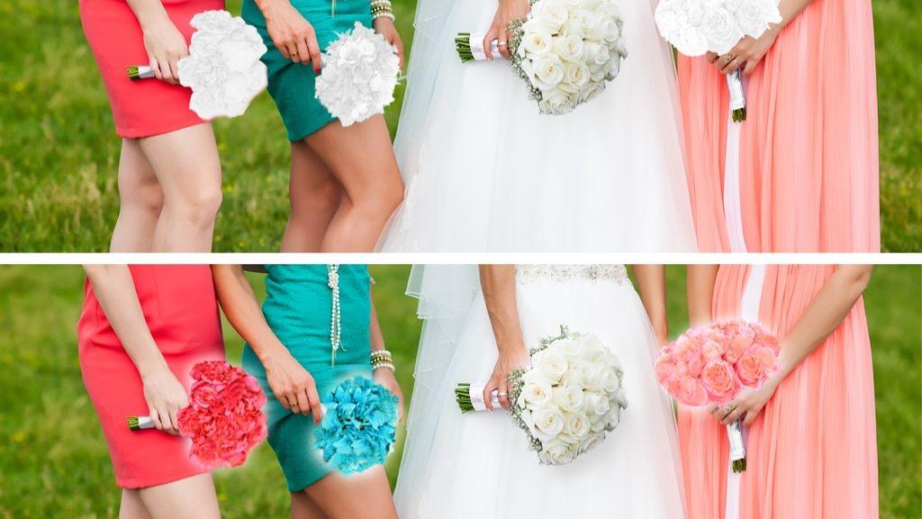Project image for Perfect Match Wedding Flowers