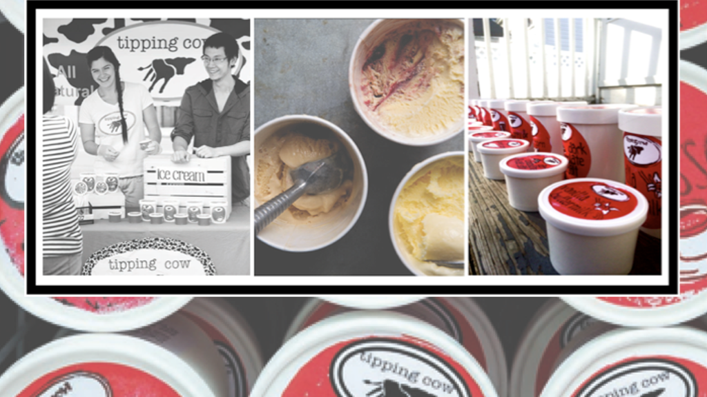 Tipping Cow, All Natural Nut-Free Ice Cream project video thumbnail