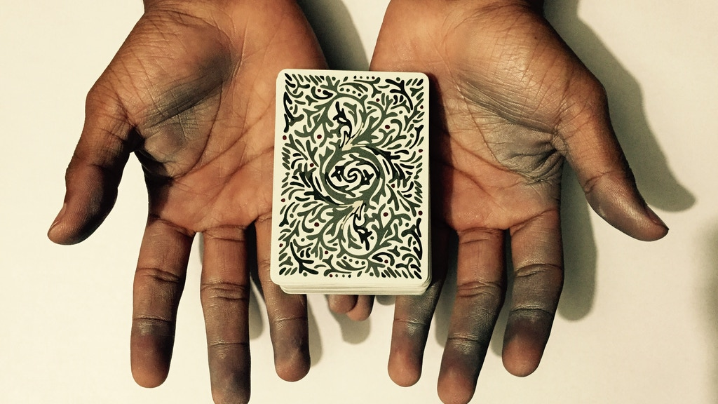 Project image for Brush Playing Cards