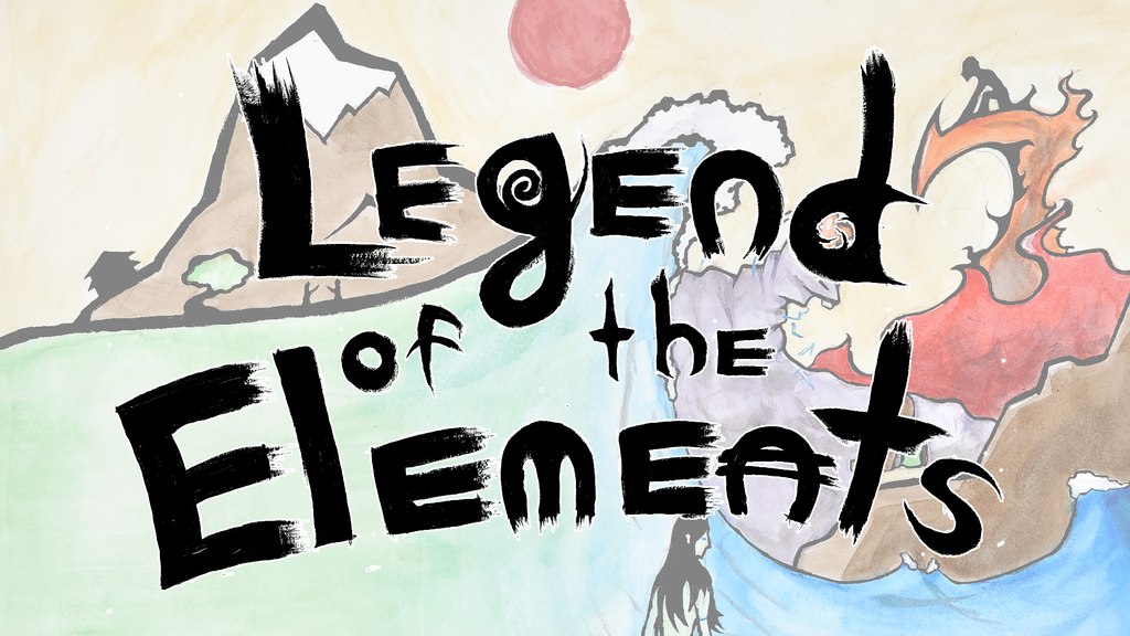 Legend of the Elements project video thumbnail