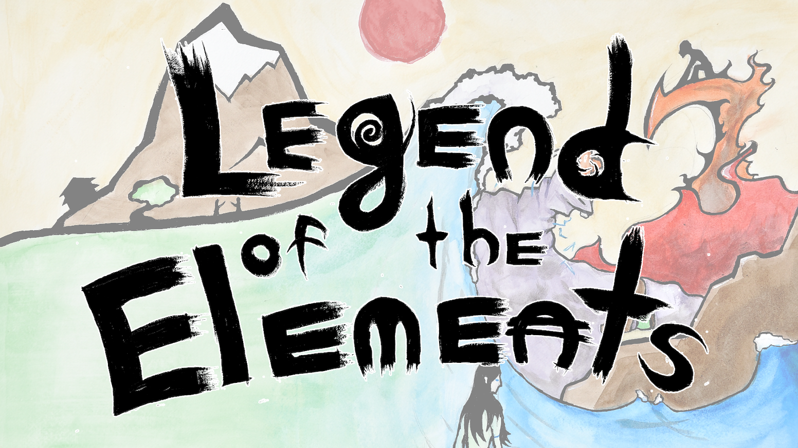 Elemental magic, martial arts and wuxia action meet in this tabletop roleplaying game inspired by Avatar: The Last Airbender!