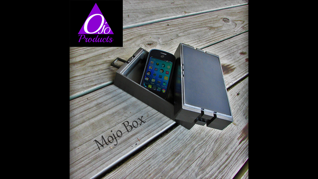 mojo box solar charger bluetooth speaker smart box. Black Bedroom Furniture Sets. Home Design Ideas