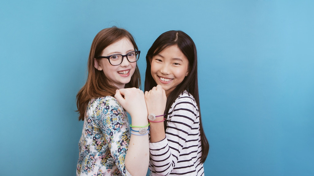 Jewelbots: Friendship Bracelets That Teach Girls To Code project video thumbnail