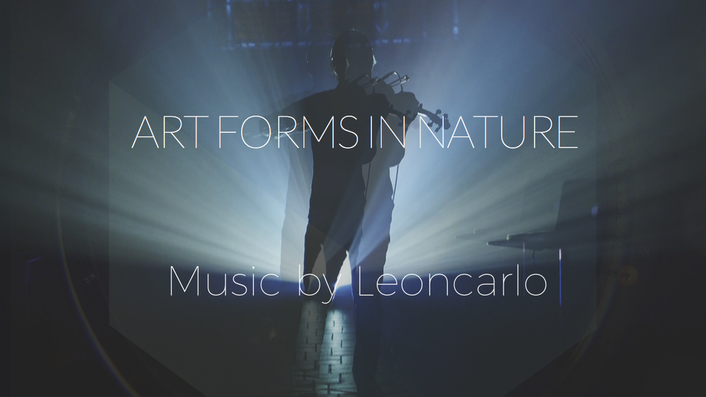 """Leoncarlo: First Full Length Album """"Art Forms in Nature"""" project video thumbnail"""