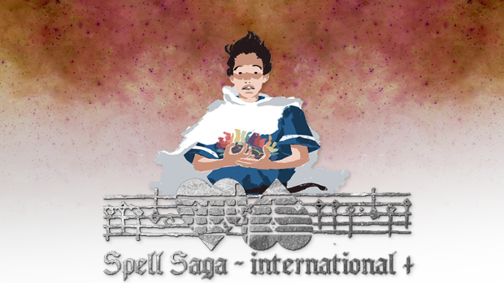 Spell Saga ~ New Language Launch ~ project video thumbnail